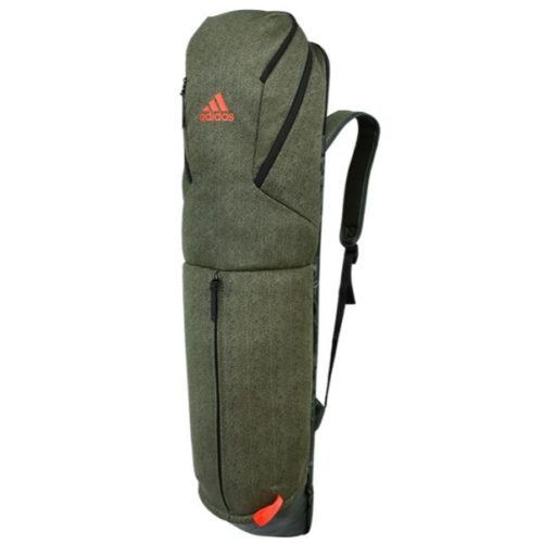 Adidas H5 Medium Khaki Hockey Stick and Kit Bag