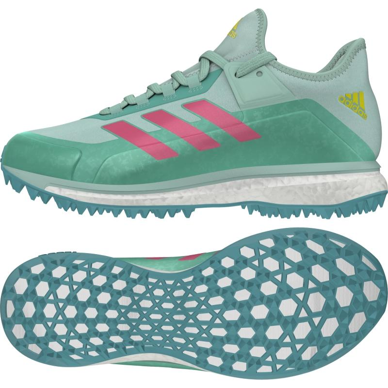 online store d61dd b1a58 Adidas World Cup Limited Edition Fabela X Hockey Shoes  ED S
