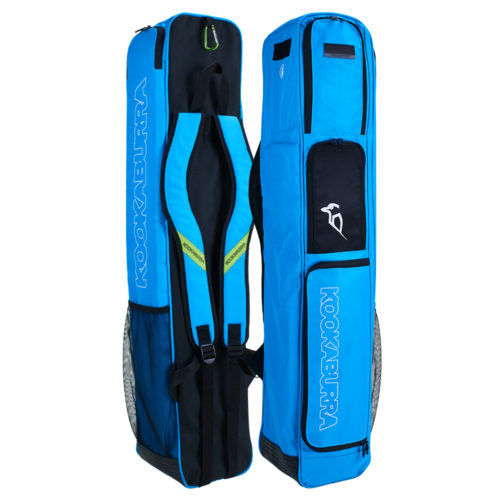 Kookaburra Phantom Blue Hockey Stick and Kit Bag