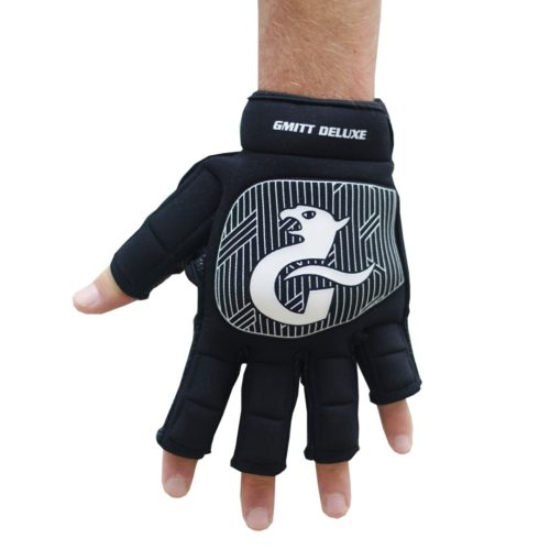 Gryphon G-Mitt Delux Black Left Hand Hockey Glove