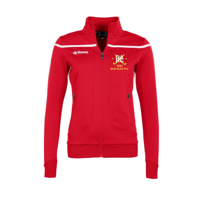 Old Alex Hockey Club Jacket