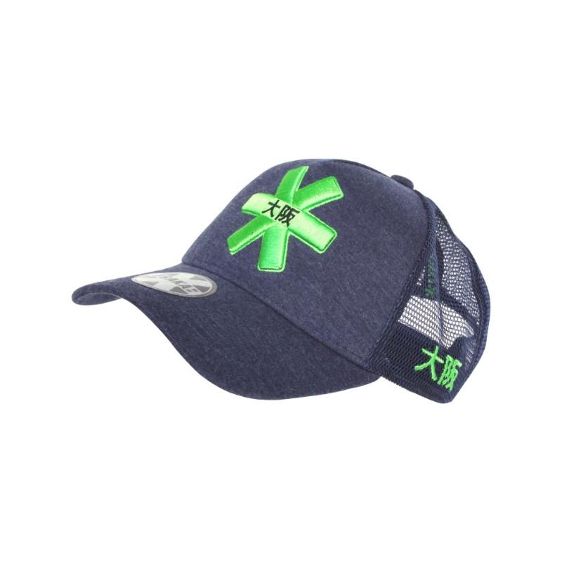 Osaka Navy Trucker cap