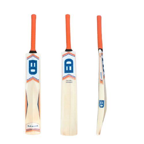 ED Sports Lazer Kashmir Willow Cricket Bat