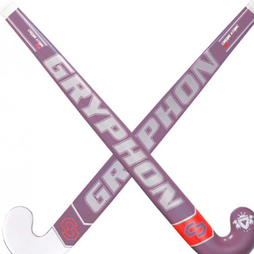 Gryphon Atomic Pro ERS Mauve Hockey Stick