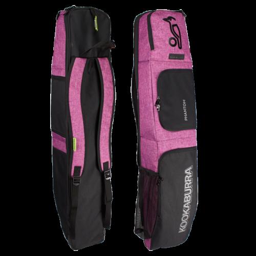 Kookaburra Phantom Mauve Hockey Stick and Kit Bag
