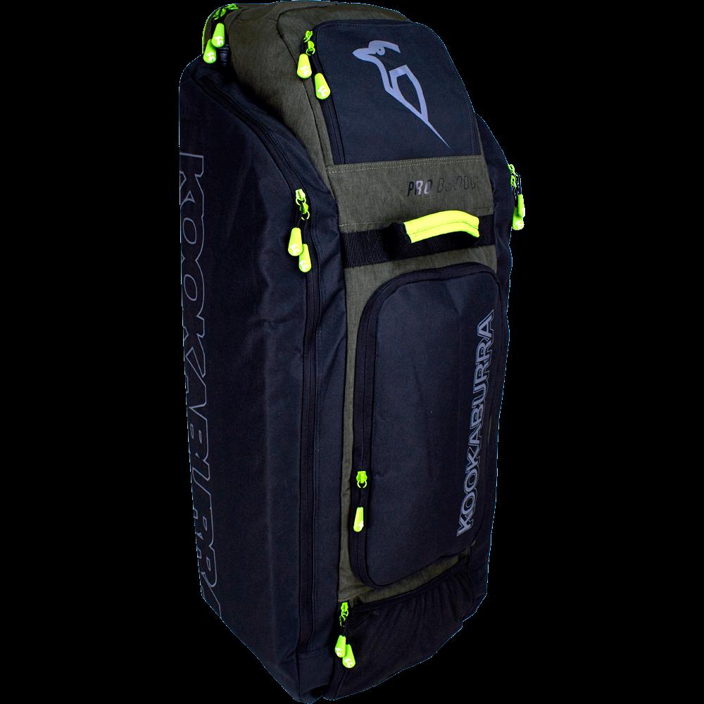 1a438beb1af Kookaburra D3000 Khaki Cricket Duffle Bag - ED Sports