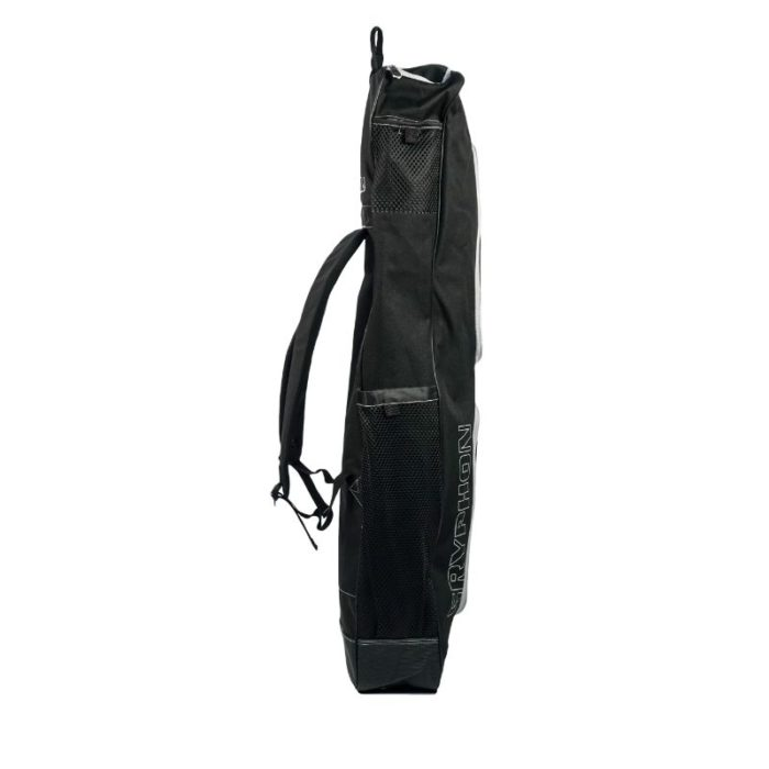 Gryphon Middle Mike Black Hockey Stick and Kit Bag