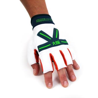 Osaka Armadillo Hockey Glove - Fluo