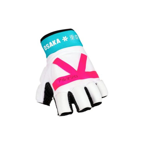 Osaka Armadillo 3.0 Left hand Hockey Glove - Fluo