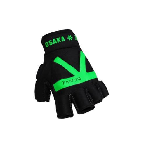 Osaka Armadillo 3.0 Left hand Hockey Glove - Black Green