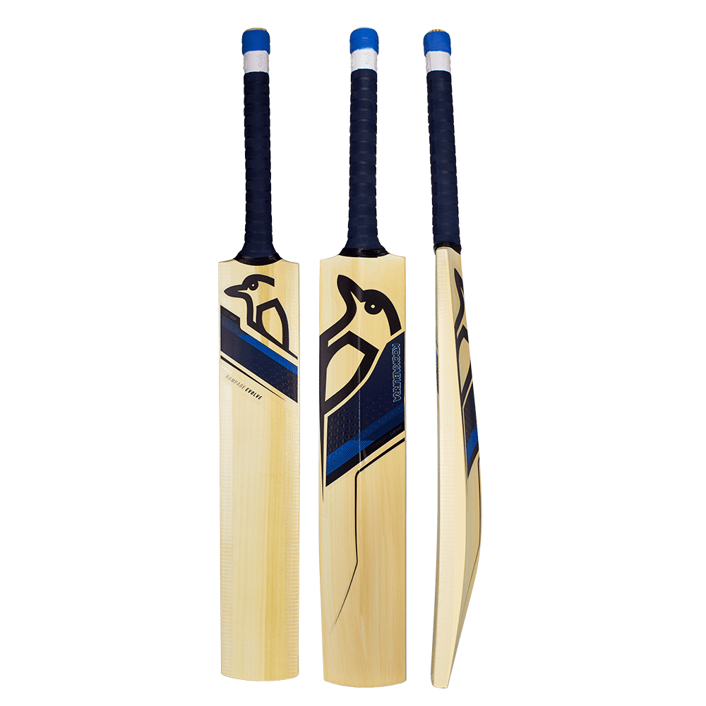 Kookaburra Rampage evolve cricket bat