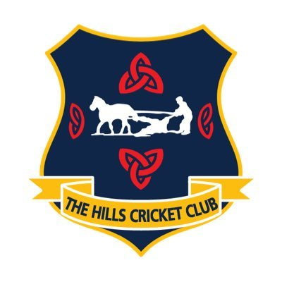 THE HILLS CRICKET CLUB UNIFORM