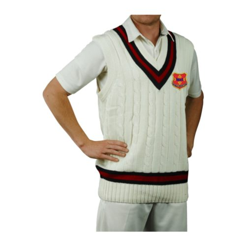 The Hills Cricket Club Sleeveless Sweater