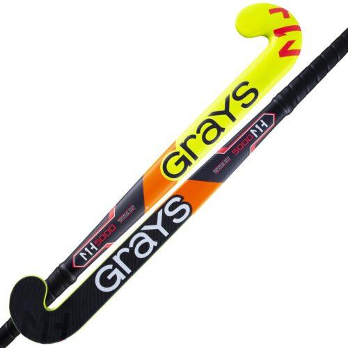 Grays MH1 GK5000 Ultrabow Composite Goalie Hockey Stick