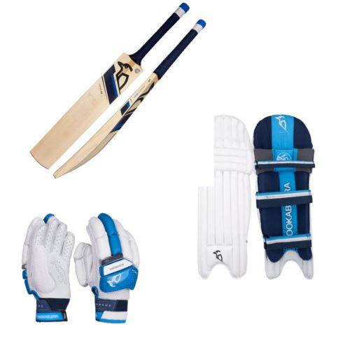 Kookaburra Youth Bat, Pads & Gloves Set