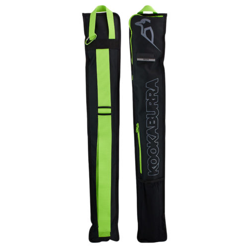 Kookaburra Neon Black Hockey Stick Bag