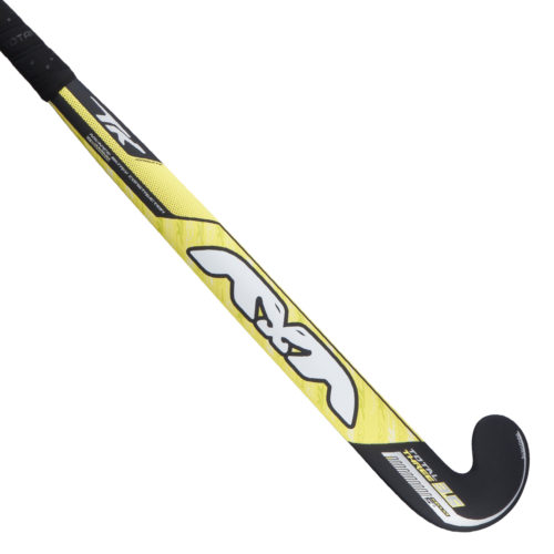 TK Total Three 3.6 Innovate Hockey Stick Yellow Black