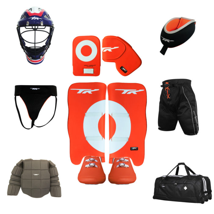 TK Total Three 3.2 Hockey Goalkeeping Set (Medium & Large)