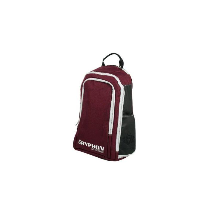 Gryphon Little Mo Burgundy Hockey Backpack