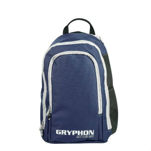 Gryphon Little Mo Navy Hockey Backpack