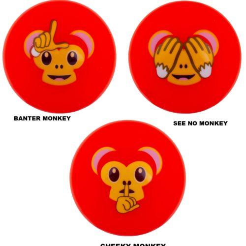 Grays Emoji Monkey Hockey Balls