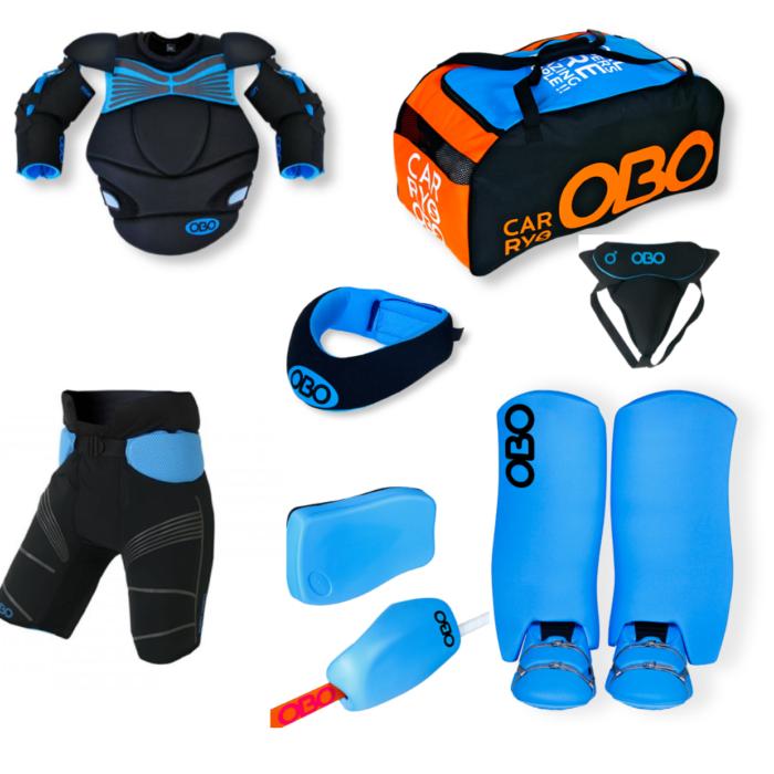 OBO Yahoo Ultimate Hockey Goalkeeping Set