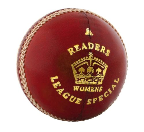 Readers League Special Ladies Cricket Ball - 3 colours