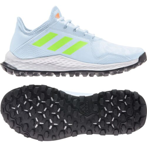 Adidas Youngstar Sky Blue Hockey Shoes