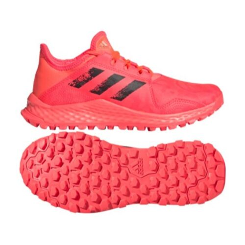 Adidas Youngstar Pink Hockey Shoes