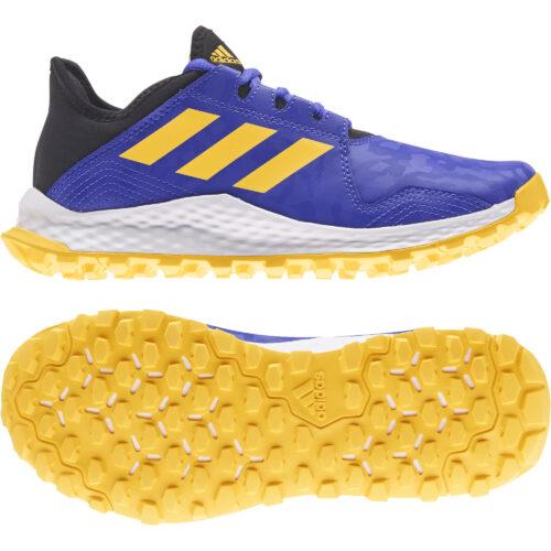 Adidas Youngstar Blue Hockey Shoes