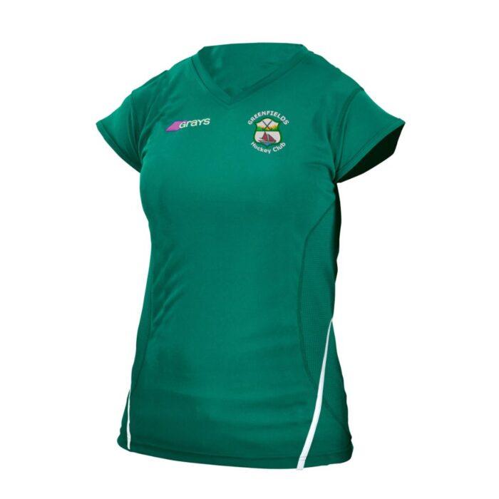 Greenfields Hockey Club Post Primary Playing Shirt