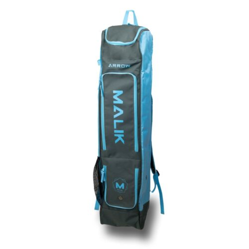 Malik Arrow Blue Hockey Bag