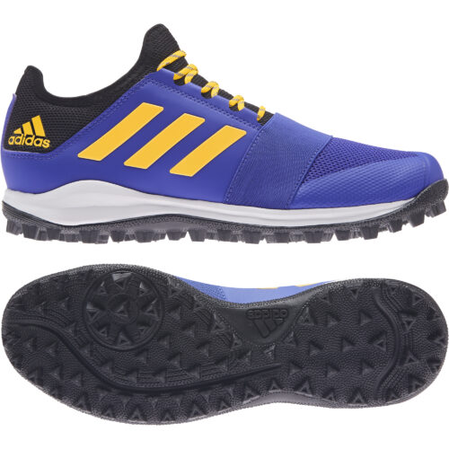 Adidas Divox Blue Hockey Shoes