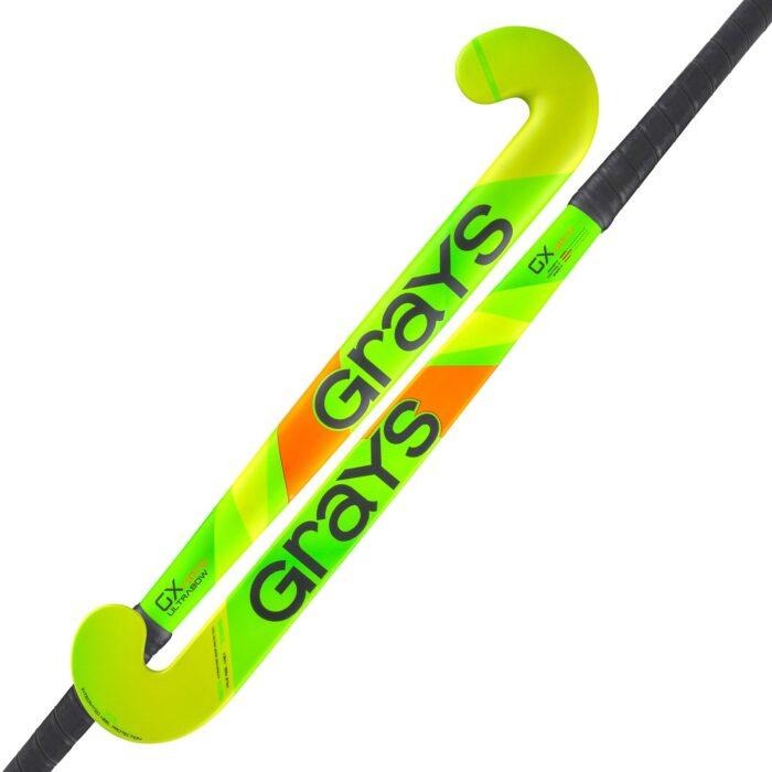 Grays GX1000 Ultrabow Junior Composite Hockey Stick - Green