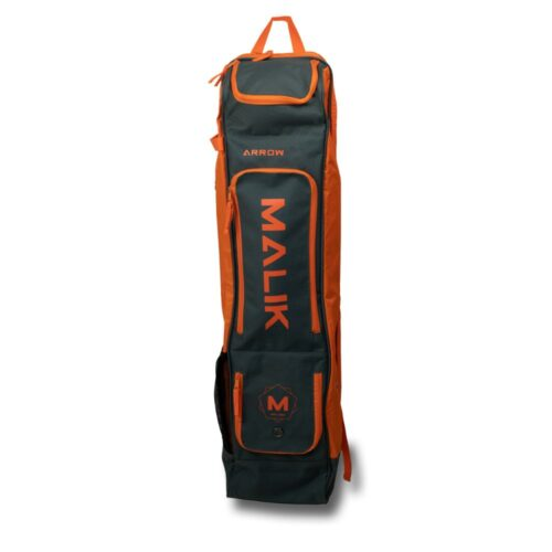 Malik Arrow Orange Hockey Bag