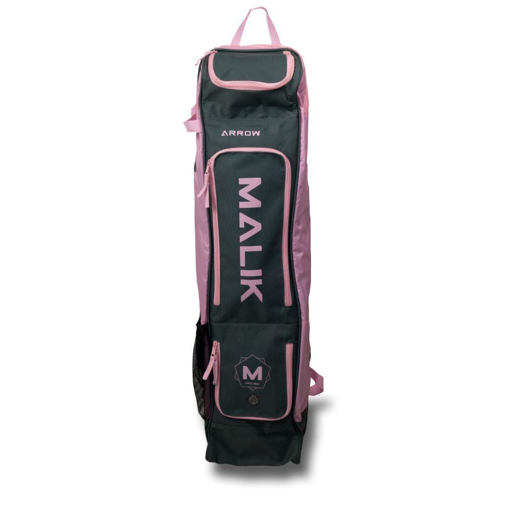 Malik Arrow Pink Hockey Bag