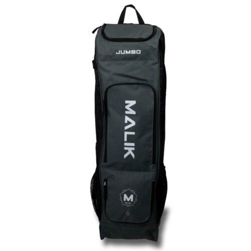 Malik Jumbo Black Hockey Bag