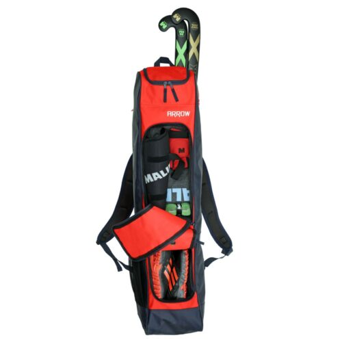 Malik Arrow Coral Hockey Bag