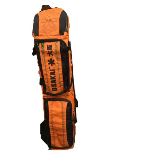 Osaka Large Orange Hockey Bag - Distressed
