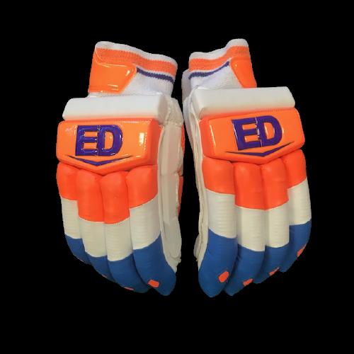 ED Sports Lazer Cricket Batting Gloves