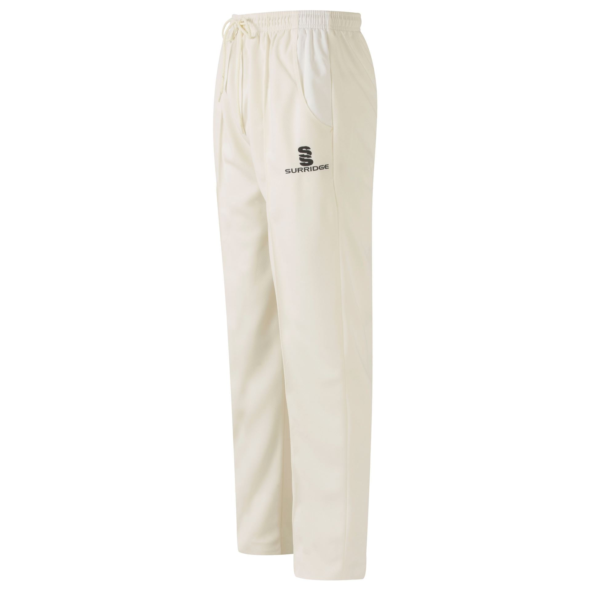 The Hills White Cricket Trousers