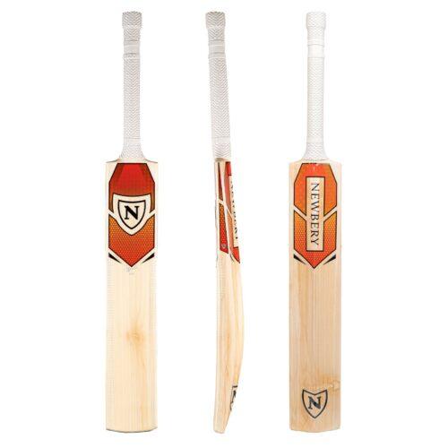 Newbery N-Series Orange Cricket Bat