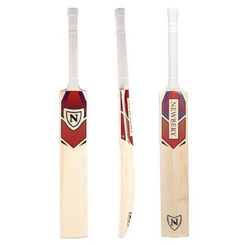 Newbery N-Series Red\Blue Cricket Bat