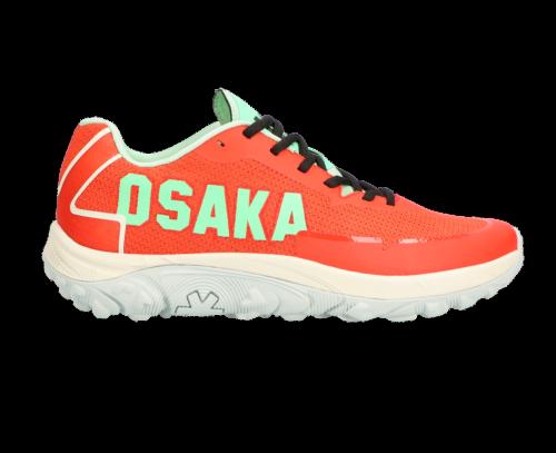 Osaka KAI Hockey Shoes - Oxy Fire\Jade Cream