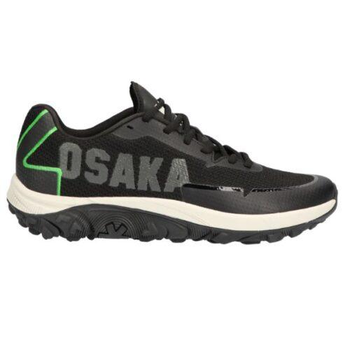 Osaka KAI Hockey Shoes - Iconic Black