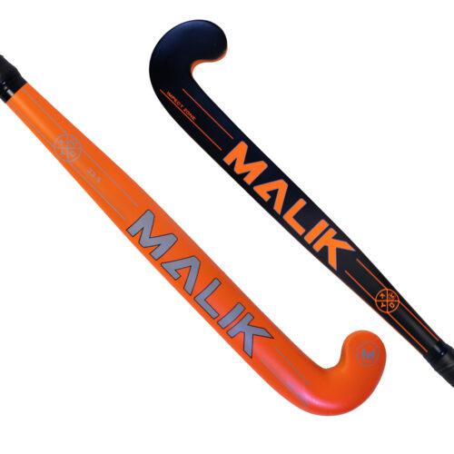 Malik LB Kiddy Orange Hockey Stick