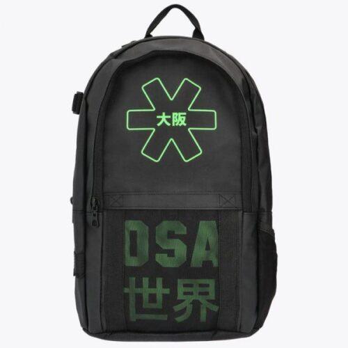 Osaka Pro Tour Compact Black Hockey Backpack