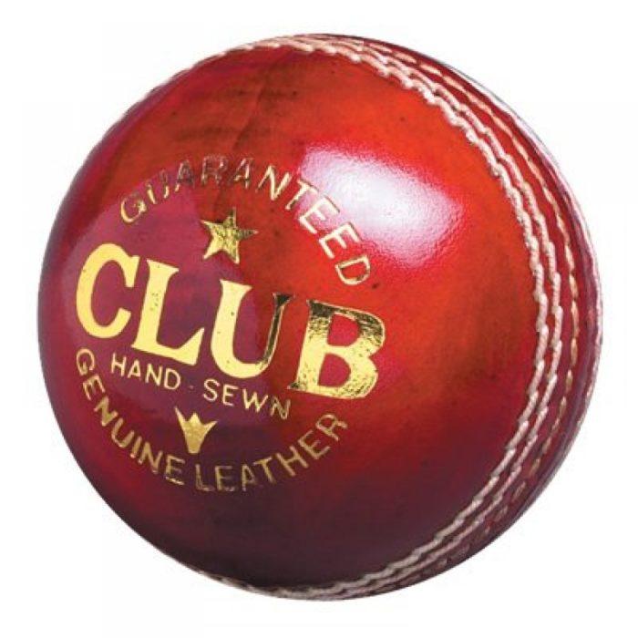 ED Sports Club Cricket Ball