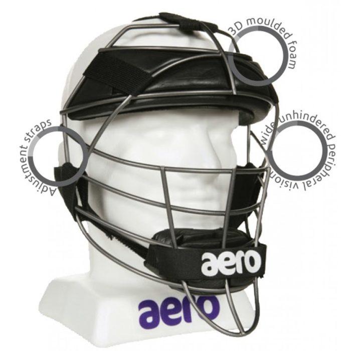 Aero P3 Junior Wicket Keeping Face Protector