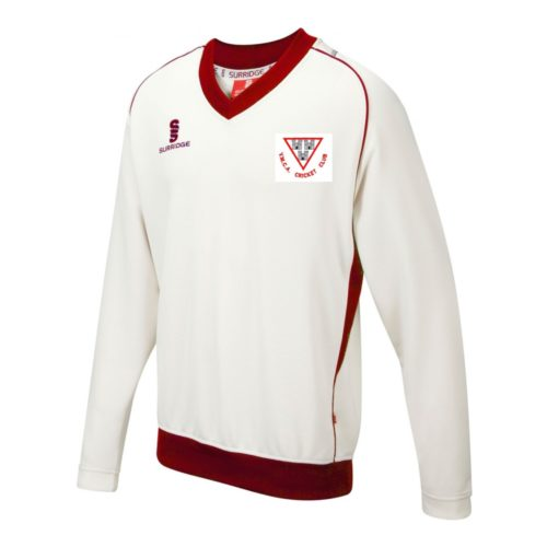 YMCA Cricket Club Long Sleeved Sweater